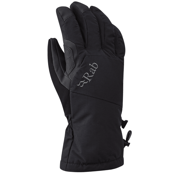 Storm Glove Women Black
