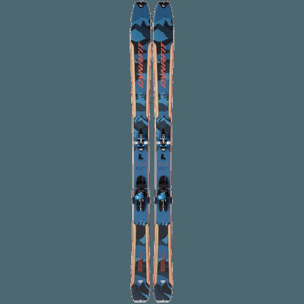 Seven Summits+ Set blue/red