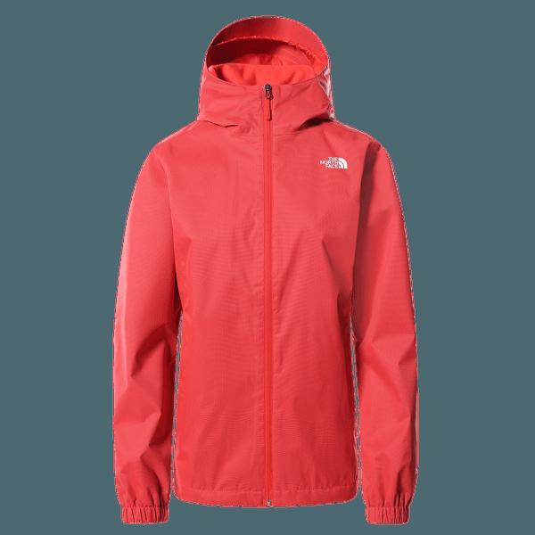 Quest Jacket Women Horizon Red Heather