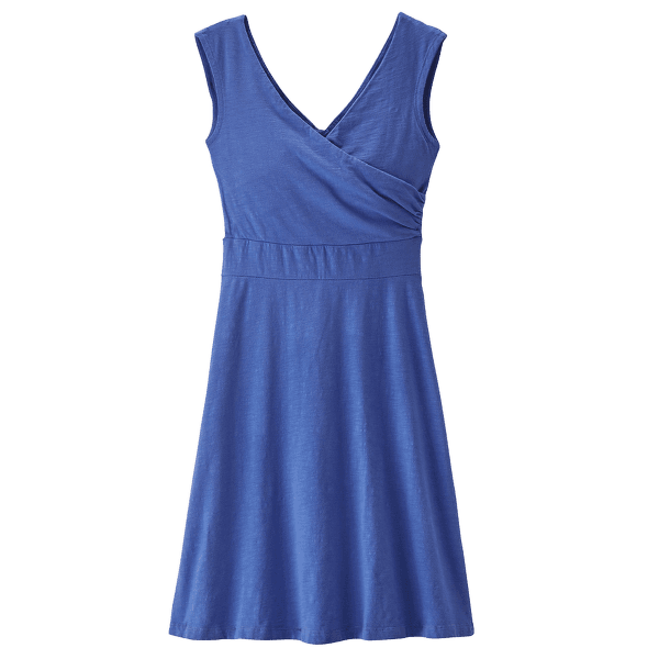 Porch Song Dress Float Blue