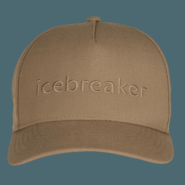 Icebreaker Logo Hat FLINT