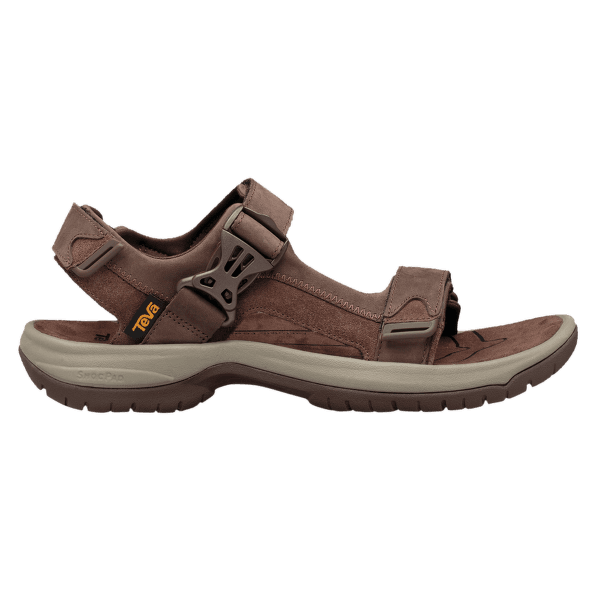 Tanway Leather Men CHOCOLATE BROWN