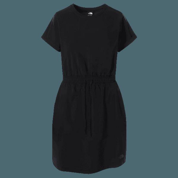 Never Stop Wearing Dress Women TNF BLACK