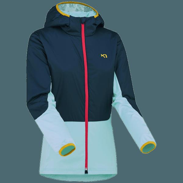 Sanne Hybrid Jacket Marin