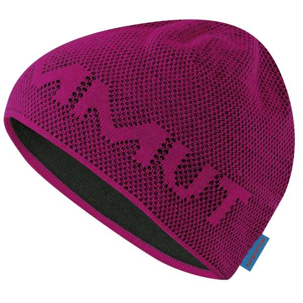 Stollen Beanie pink-black 6211