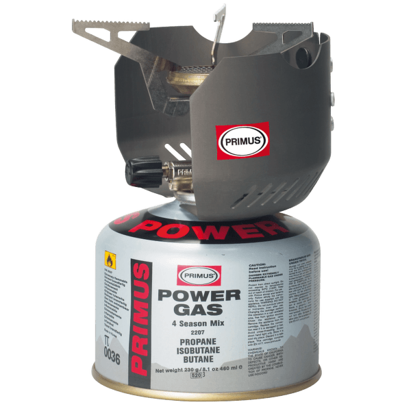 Canister Stove Windscreen