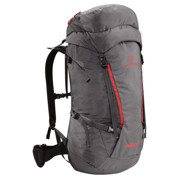 Nozone 55 Backpack Titanium