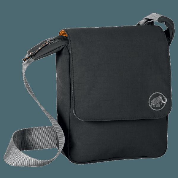 Shoulder Bag Square 4 black 0001