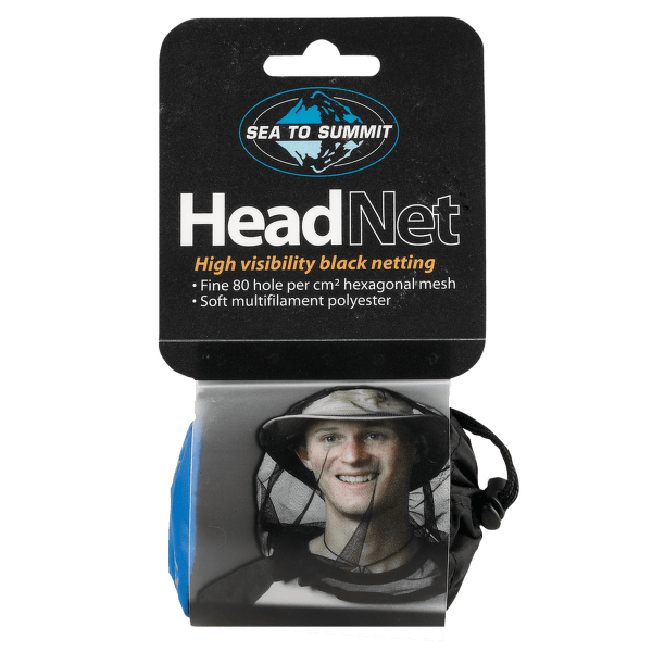 Mosquito Headnets Black-BK