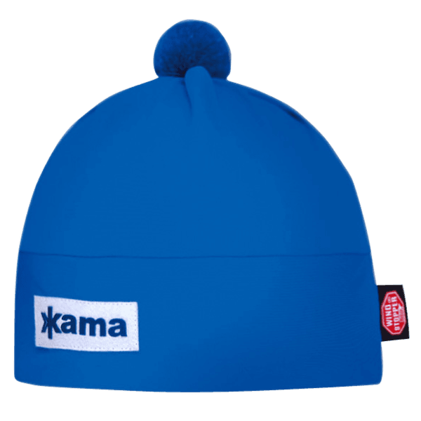 AW45 Windstopper Lycra Hat Blue