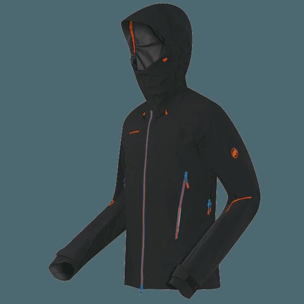 Nordwand Pro HS Hooded Jacket Men black 0001