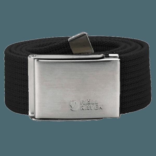 Canvas Belt Black