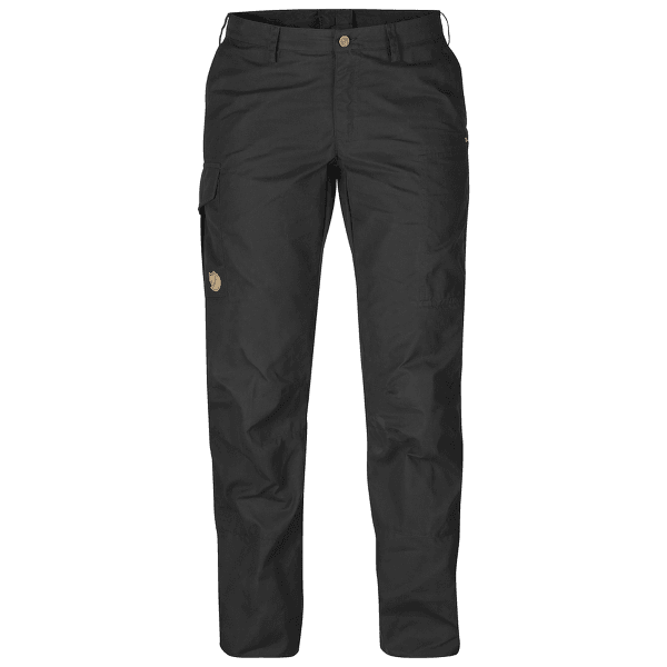 Karla Trousers Women Dark Grey 030