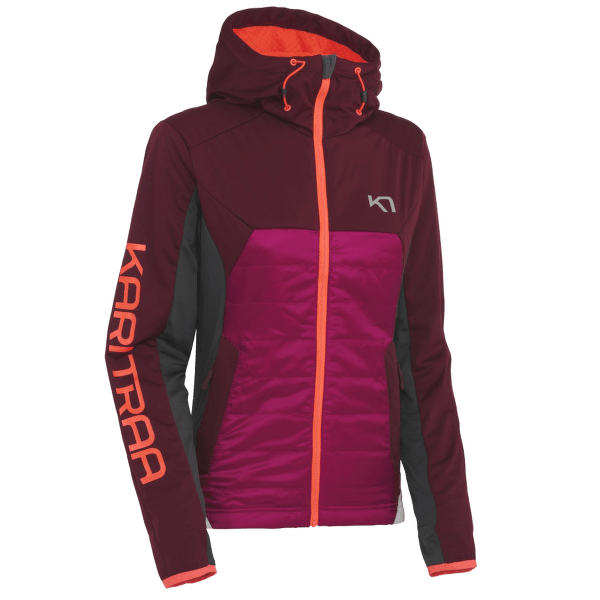 Ida Jacket Women WINE