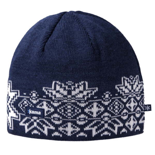 A21 Knitted Hat 108 navy