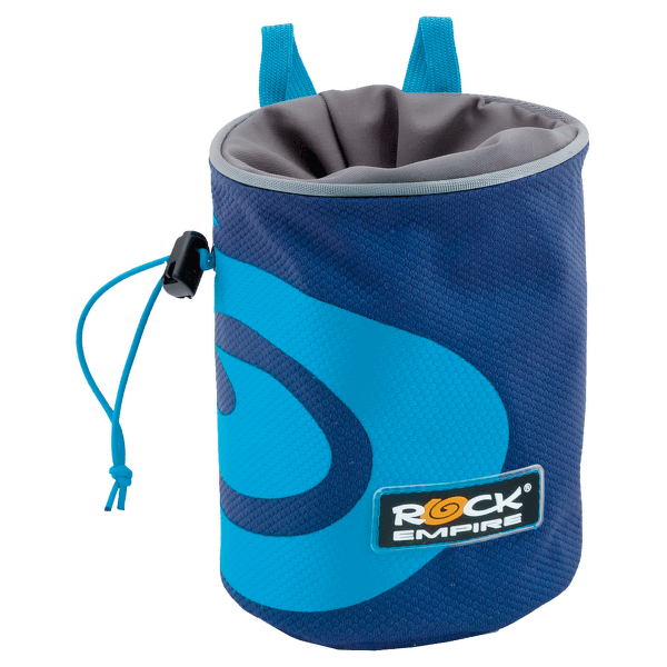 Chalk Bag Spiral Navy