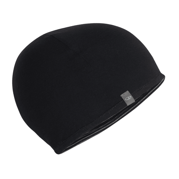 Pocket Hat Black/Snow/Black