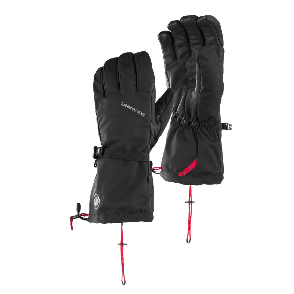 Masao 2 in 1 Glove black 0001