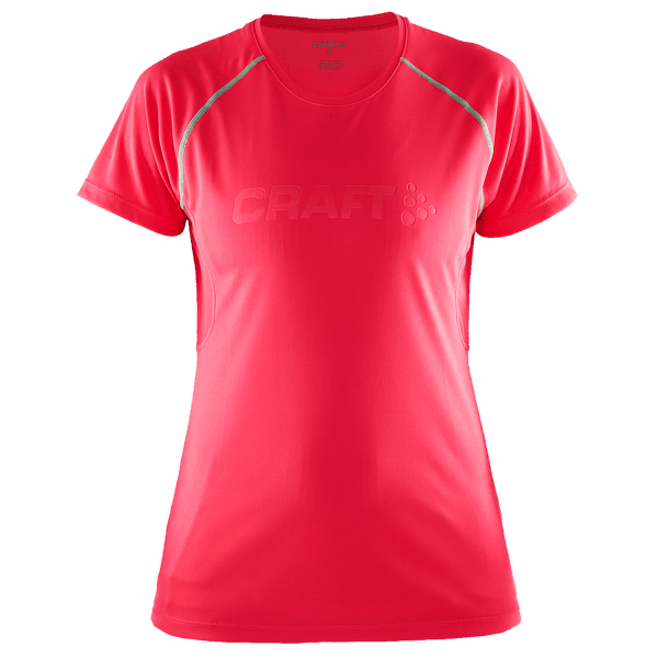 Prime Craft SS Tee Women Berry