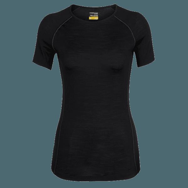 Zone SS Crewe Women (104330) Black/Mineral