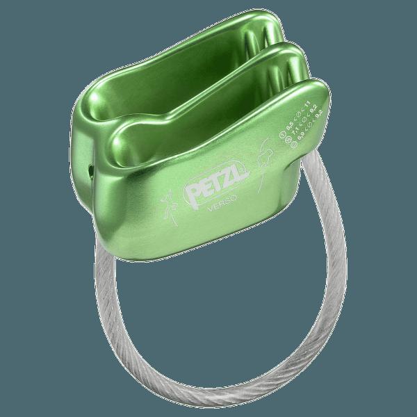 Belay Device Verso Green