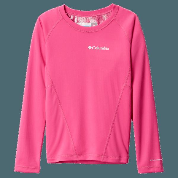 Midweight Crew 2 Girls Pink Ice 695