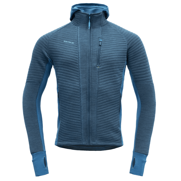 Tinden Spacer Jacket Men 258A Blue