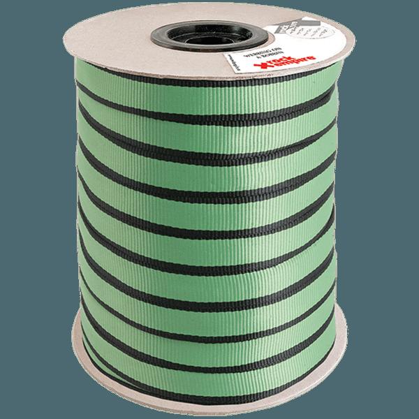 Smyčka plochá R.E. zelená 510