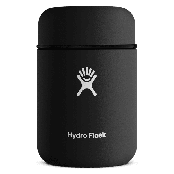 Food Flask 12 oz 001 Black