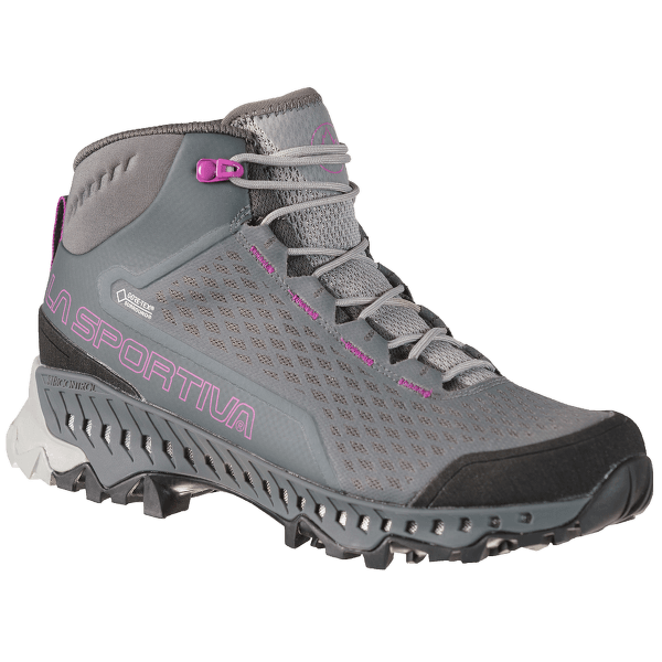 Stream GTX Women Carbon/Purple