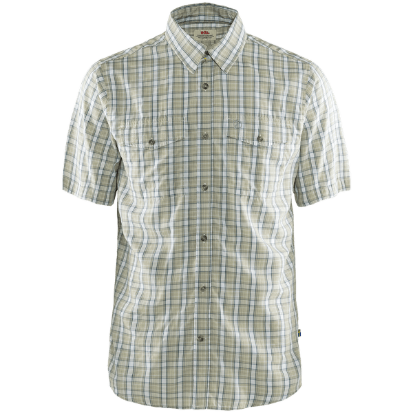 Abisko Cool Shirt SS Men Shark Grey