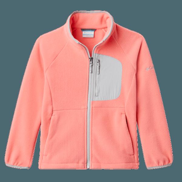 Fast Trek™ III Fleece Full Zip Kids Salmon, Columbi 699