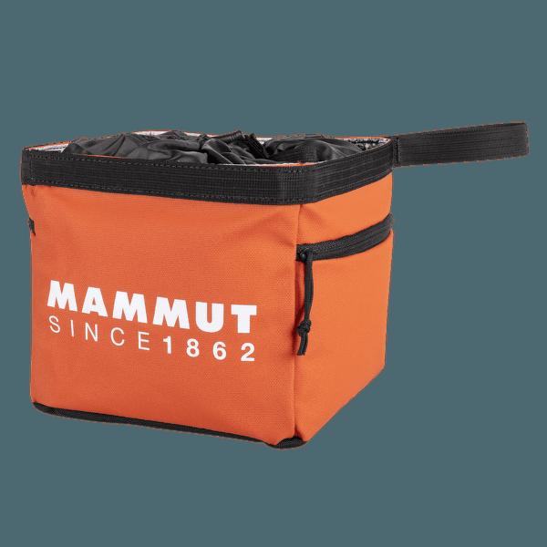 Boulder Cube Chalk Bag pepper 3543