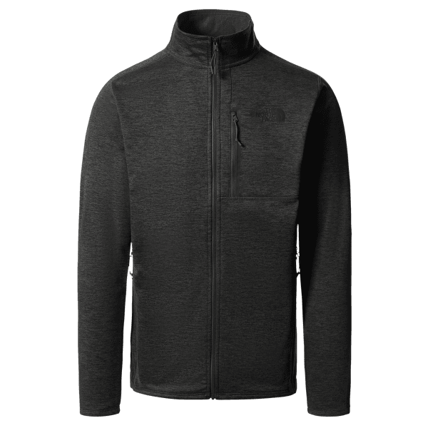 Canyonlands Full Zip Men TNFDARKGREYHTHR