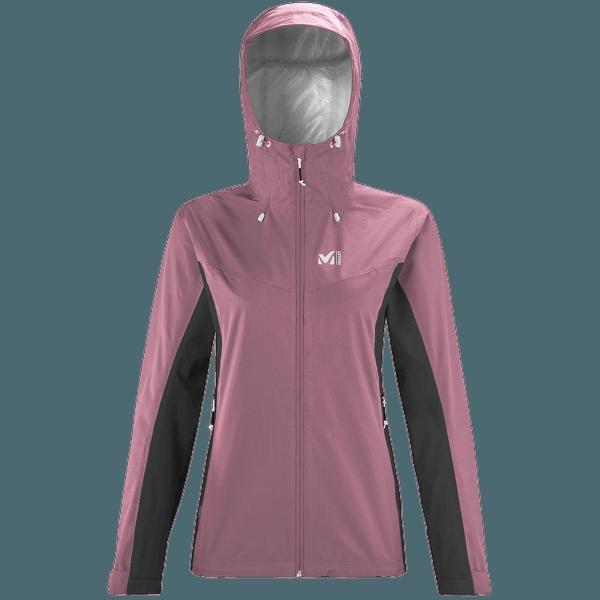 Fitz Roy III Jacket Women ROSE BROWN/DARK GREY