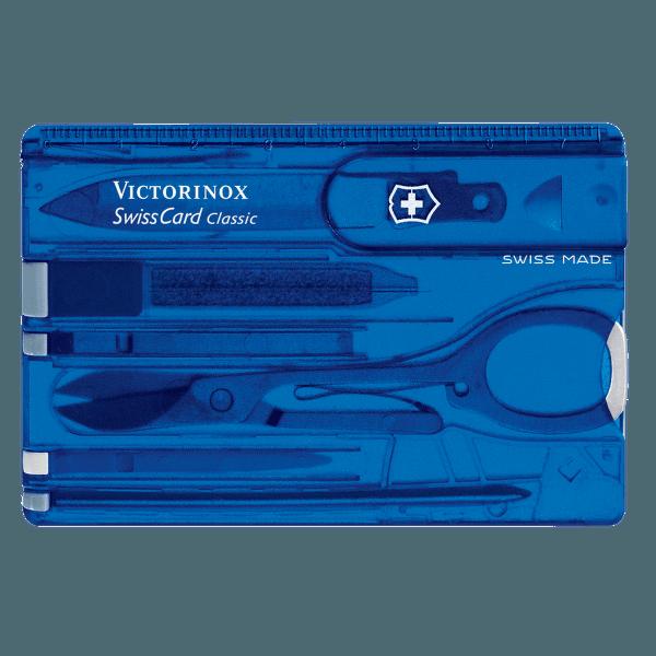SwissCard (0.7122.T2) Sapphire Translucent