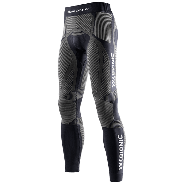 The Trick Running Pant Men Black Anthracite
