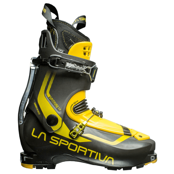Spitfire 2.0 Black/Yellow (Black Yellow)