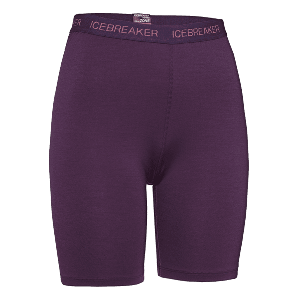 Zone Shorts Women Vino/Shocking/Vino