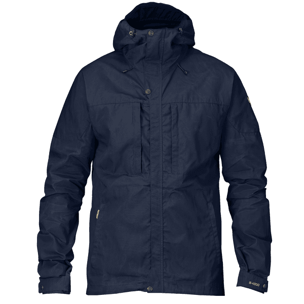Skogsö Jacket Men Dark Navy