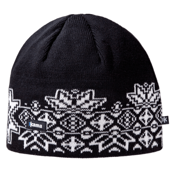 A21 Knitted Hat black 110