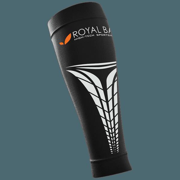 ROYAL BAY® Extreme kompresní lýtkové 9999 Černá