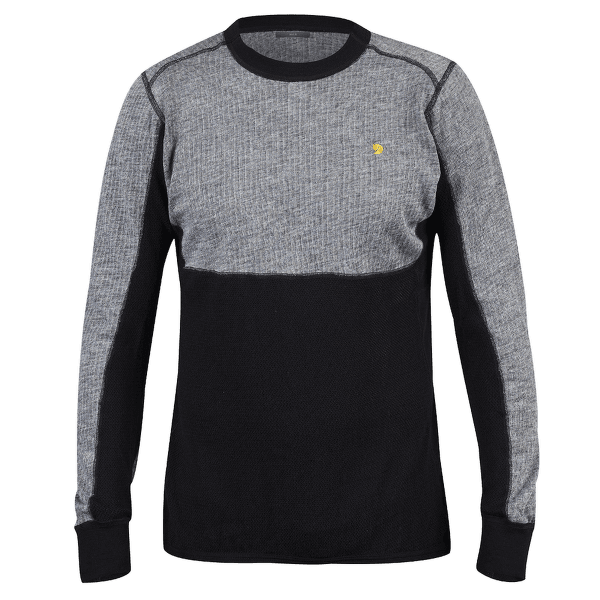Bergtagen Woolmesh Sweater Men Grey