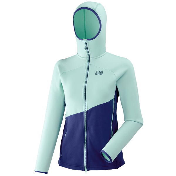 Elevation Power Hoodie Women BLUE