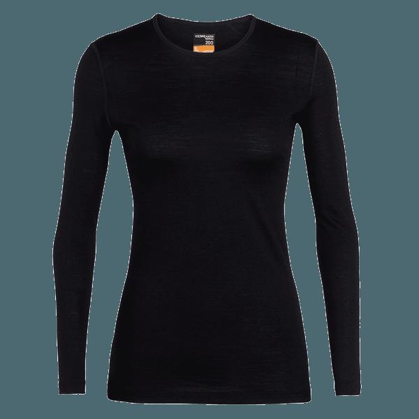 Oasis LS Crewe Women (104375) Black001