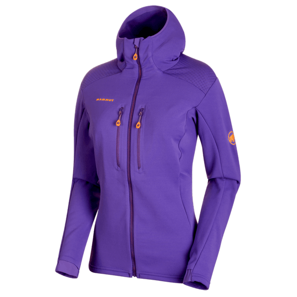 Eiswand Advanced ML Hooded Jacket Women dawn