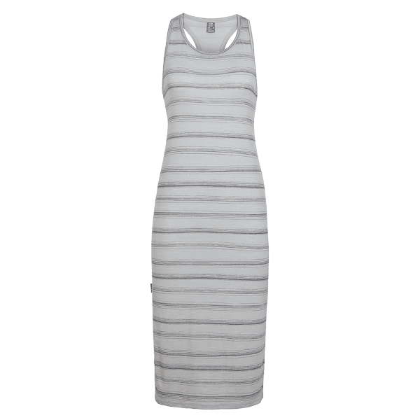 Yanni Tank Midi Dress Women Lunar HTHR/Panther/Scratch Stripe