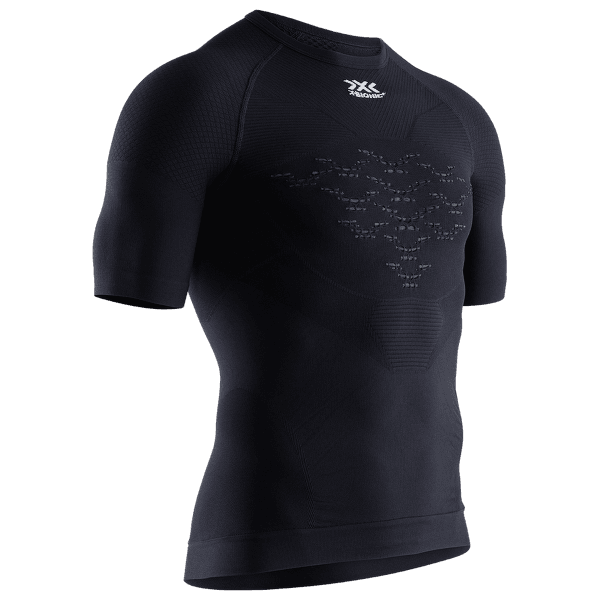 Energizer MK3 LT Shirt Round Neck SH SL Men Opal black/artic white