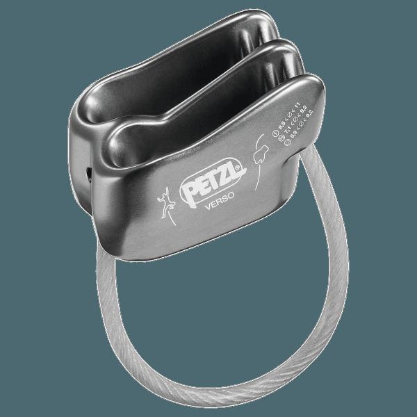 Belay Device Verso Grey
