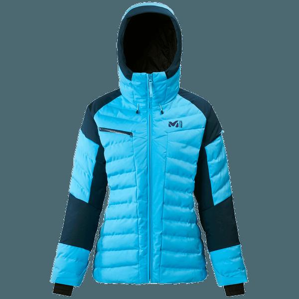 Robson Peak Jacket Women LIGHT BLUE/ORION BLUE